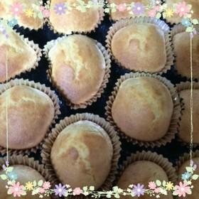バターカップケーキ★超簡単