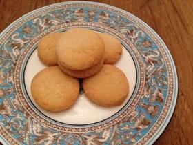 さくさく軽いメープルサブレクッキー