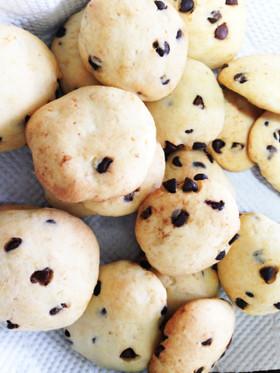 豆腐でヘルシー☆ミルキーなクッキー
