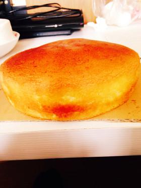 スポンジケーキの基本!〜ジェノワーズ〜