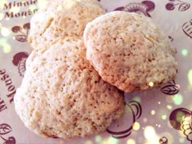 〜ほんのり抹茶のクッキー〜