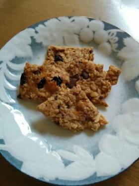 簡単 ダイエット グラノラクッキー