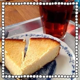 HB(SHB212)でチーズケーキ