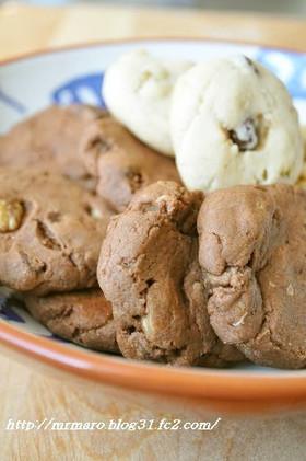 アメリカスタイル☆チョコチップクッキー