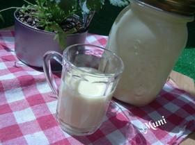 豆乳*グレープシードオイルのマヨネーズ♪