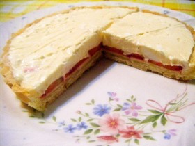 ヨーグルトチーズケーキズタルト