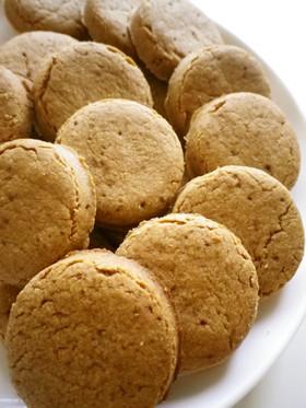 ダイエットの味方!ほろほろきな粉クッキー