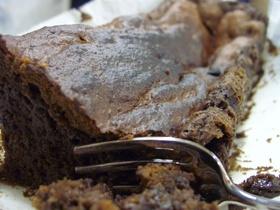 きなココアのスフレ風パウンドケーキ