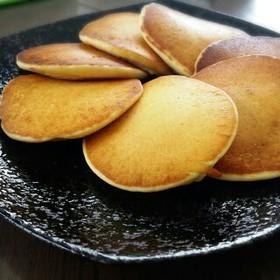 卵、小麦、乳不使用!米粉のパンケーキ