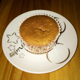 バター不用ブルーベリーカップケーキ