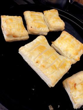 手順4つ!簡単☆キャラメルバナナパイ