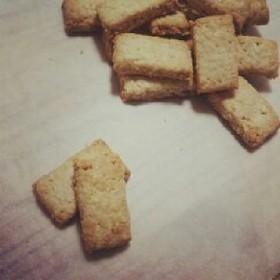 ダイエットオートミールクッキー