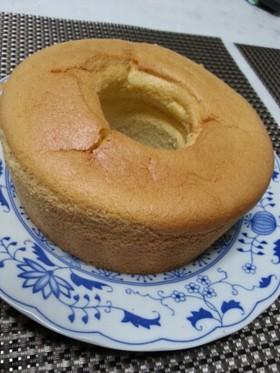 簡単美味♪シフォンケーキ(プレーン)
