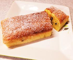 簡単 ふわふわ スフレ チーズケーキ