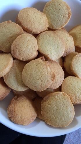 簡単にチーズクッキー