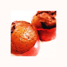 米粉の簡単カップケーキ