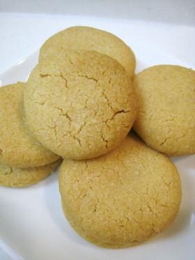 簡単クッキー(ちんすこう風)