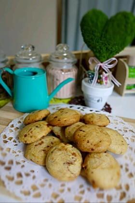 黒糖生姜シナモンショートブレッドクッキー