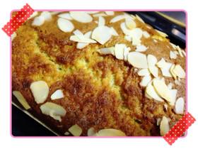 超簡単 バナナのパウンドケーキ
