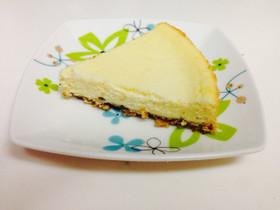 簡単♡栄養満点♡濃厚チーズケーキ