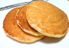 アメリカ南部の味 バターミルクパンケーキ