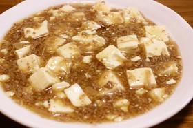 優しい味♡ 和風麻婆豆腐