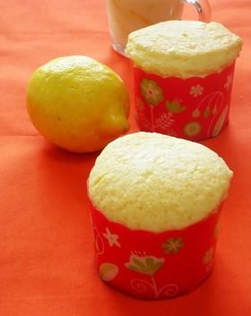 レモン塩のカップケーキ