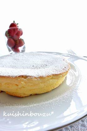 ●スフレパンケーキ●
