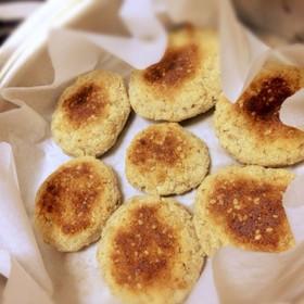 おからきな粉ゴマクッキー