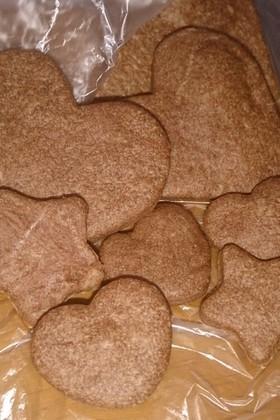 オリーブオイルで、素朴な簡単クッキー