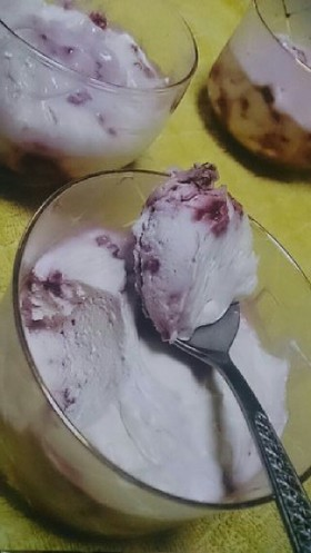 ラズベリーレアチーズケーキ