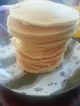 チーズキャロットホットケーキ☆