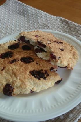ざっくり作るおからクッキー