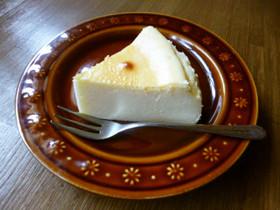 簡単♪チーズケーキ