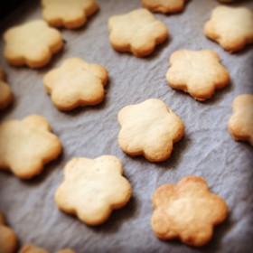 ☆卵・バター不使用☆さっくりクッキー