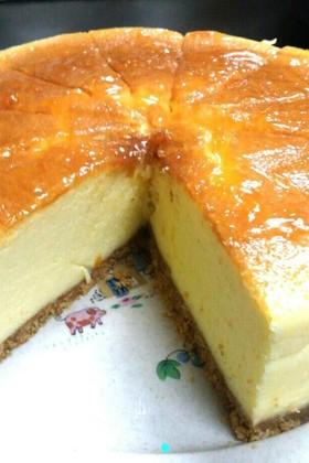 コクあるニューヨークチーズケーキスフレ版