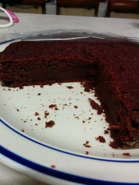 しっとり!ビーツチョコレートケーキ