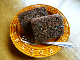 ココアパウンドケーキ♪