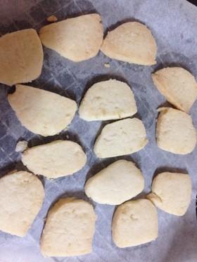 米粉のジンジャークッキー