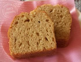 【簡単】サラダ油でパウンドケーキ