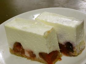 ミックスベリー☆レアチーズケーキ♡