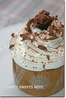 フォレノワール・カップケーキ