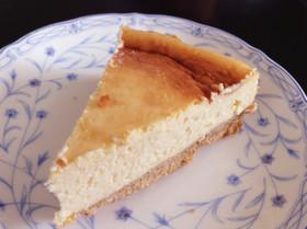 濃厚♡ベイクドチーズケーキ