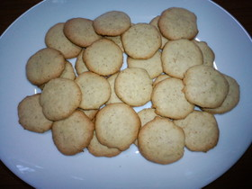 すりゴマクッキー