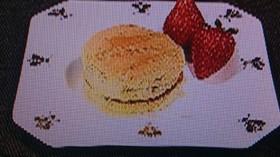 あずきの豆乳パンケーキ TVのメモ確認用