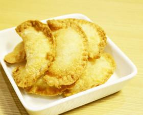 低カロリー簡単デザート・アップルパイ餃子