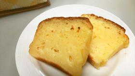 スライスチーズのパウンドケーキ
