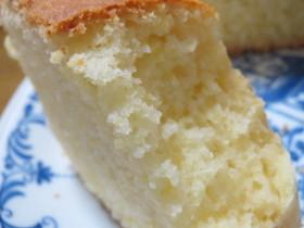 うまっ♪ふんわりモチッの粉チーズケーキ☆