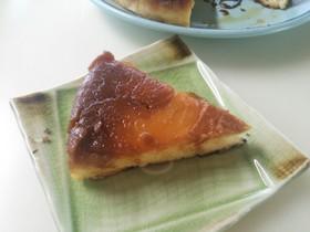 ☆キャラメルアップルチーズケーキ☆