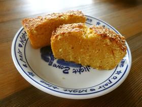 ★ホエーとHMの簡単パウンドケーキ★
